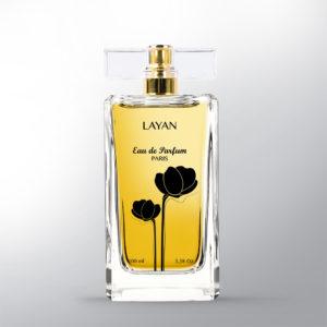 Flacon de Parfum pour Femme Layan, HGP Prestige