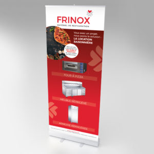 Totem Location de Produits, Frinox